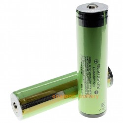 18650 Panasonic NCR18650B 3400mah 3,7V с защитой (Protected) - Made in Japan - 2019 г.