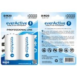 Аккумулятор D R20 Everactive 10000 mah Ready to use (цена за 1 шт.)