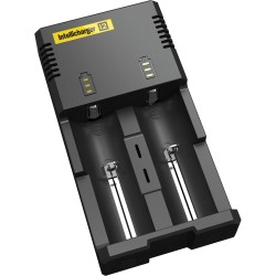 Nitecore Intellicharger i2 v2014