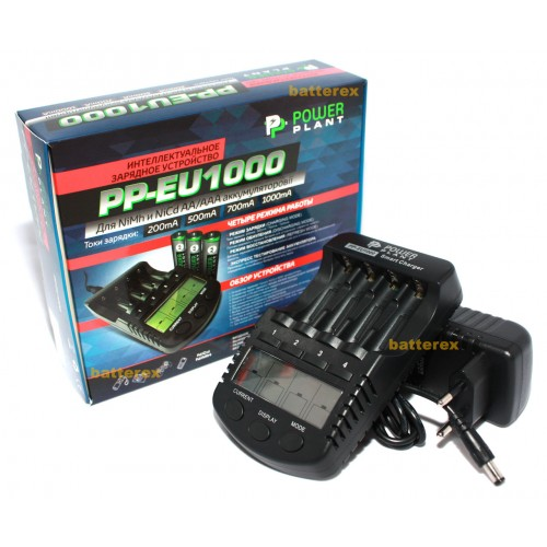 Powerplant PP-EU1000