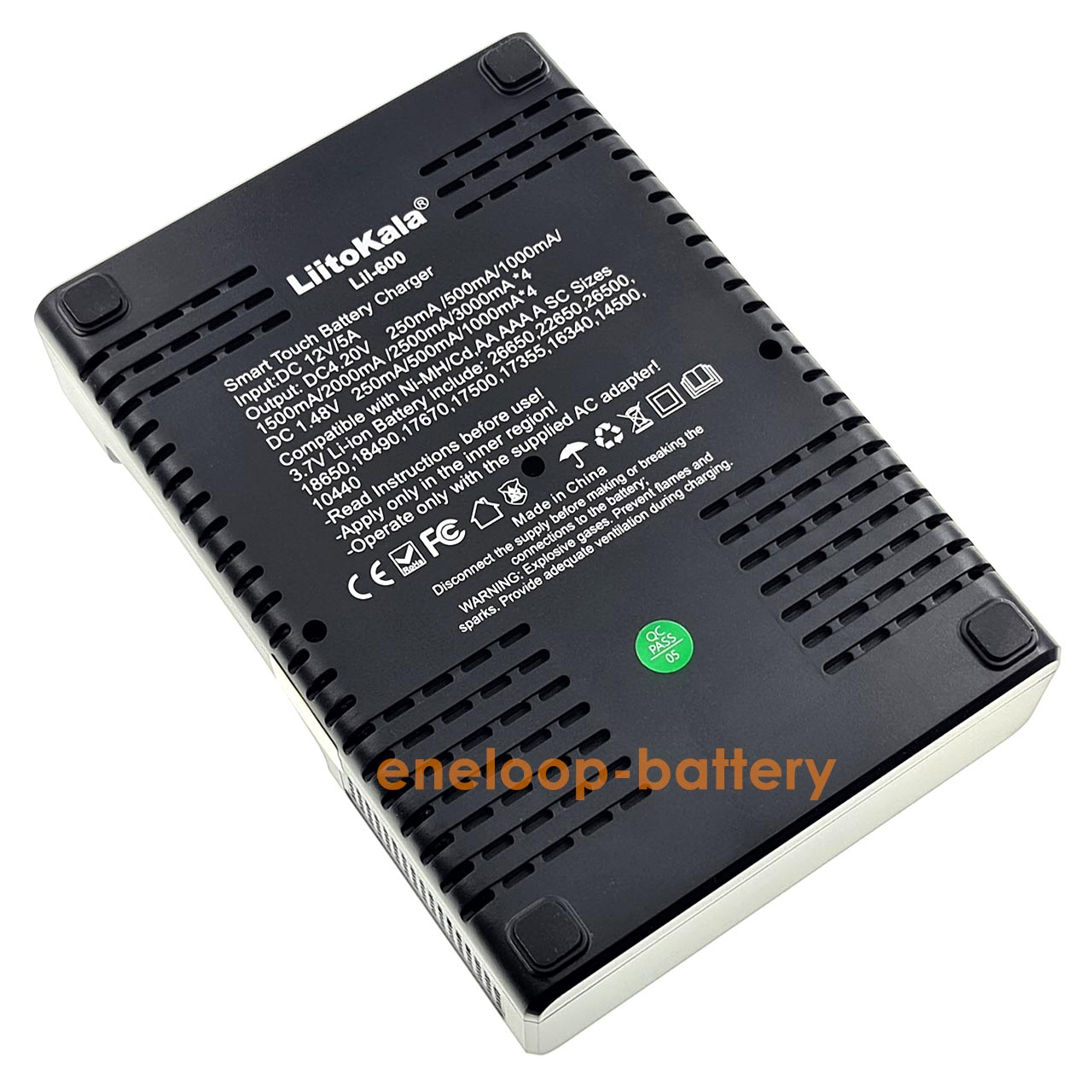 Battery Charger Lii-600